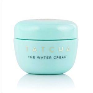 Sephora Tatcha Water Cream Travel Size Mosturizer